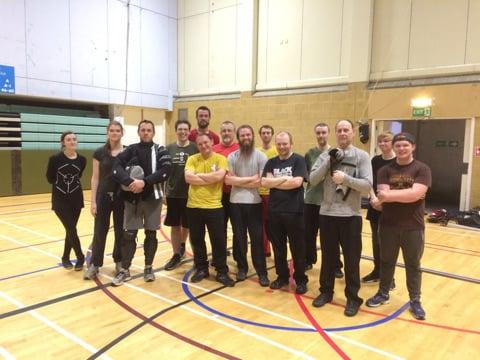 English Martial Arts Academy